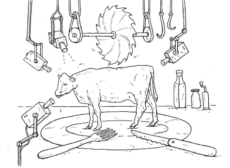 Ag Gag Drawing
