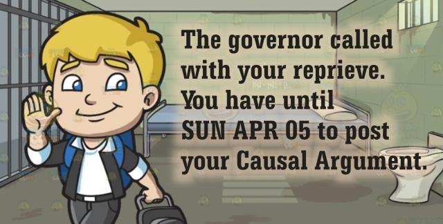 Causal Reprieve